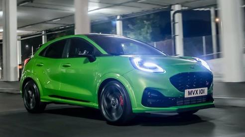 Ford Puma - Anh em EcoSport thêm cấu hình khủng, đe nẹt Hyundai Kona hiệu suất cao