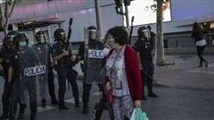 Dịch COVID-19 diễn biến phức tạp tại thủ đô Tây Ban Nha