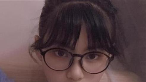 Bé gái xinh xắn mất tích: 'Nam thanh niên lạ đi cùng'