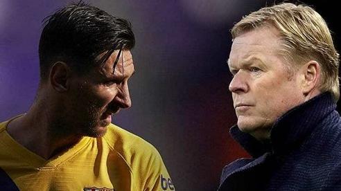 HLV Koeman: 'Đuổi' Luis Suarez là do lãnh đạo Barca, không phải tôi!