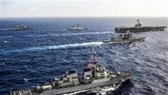Mỹ lập liên minh Maldives, cùng Ấn đối kháng Trung Quốc
