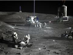 Nhật Bản tham vọng dùng nước trên Mặt Trăng để vận hành tàu thăm dò