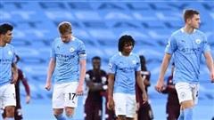 Những điểm nhấn trong trận thảm bại của Man City trước Leicester
