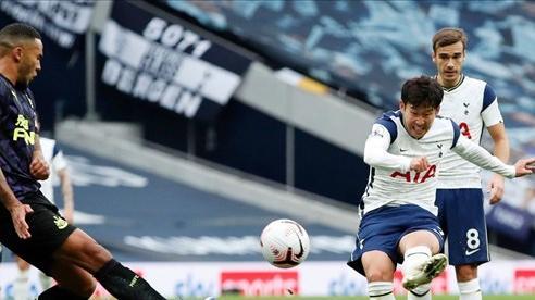 Mourinho lo sốt vó mất Son Heung-min ở đại chiến MU