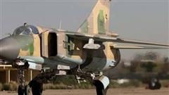 Không quân LNA đột nhiên có thêm số lượng lớn MiG-23