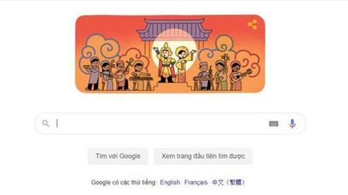 Google tôn vinh nghệ thuật cải lương Việt Nam