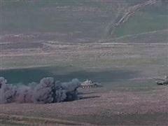 Đụng độ với Armenia, Azerbaijan động viên một phần lực lượng dự bị