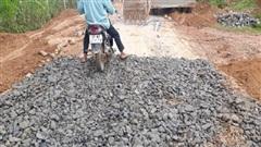 Huyện Tân Kỳ - Nghệ An: Hoài nghi về chất lượng công trình tiền tỷ