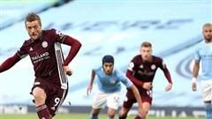Man City thua tan nát 2-5 trên sân nhà trước Leicester