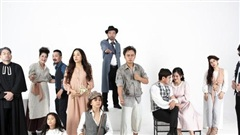 'Những người khốn khổ' lần đầu tiên xuất hiện trên sân khấu nhạc kịch Việt Nam