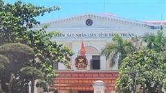 Viện kiểm sát nhân dân Bình Thuận vào cuộc vụ khởi tố bà Trần Thị Ngọc Nữ