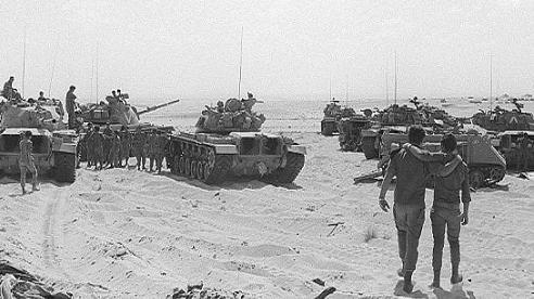 Chiến tranh Yom Kippur: Vì sao Israel suýt bại trận?