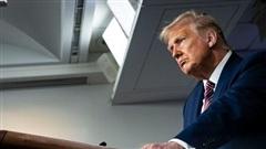 Tổng thống Trump gay gắt đáp trả cáo buộc trốn thuế, nói New York Times đưa 'tin giả'