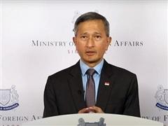 Singapore kêu gọi hợp tác toàn cầu chống đại dịch COVID-19