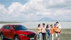 Tại sao động cơ xăng trên Mazda CX-8 ngày càng được ưa chuộng