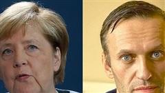 Thủ tướng Đức từng đến Bệnh viện thăm Navalny?