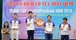Khai mạc giải Giải vô địch Cờ vua toàn quốc năm 2020
