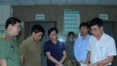 Đâm 2 chiến sĩ công an bị thương, đối tượng mua bán ma túy đã ra đầu thú