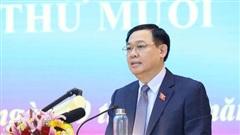Bí thư Hà Nội: Giải quyết kiến nghị của mọi cử tri trên tinh thần 'không nói suông, nói là làm để gây dựng uy tín'