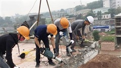 9 tháng: Hà Nội xử lý 305 trường hợp vi phạm trật tự xây dựng