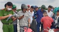 Nam thanh niên nhảy sông Sài Gòn tự tử