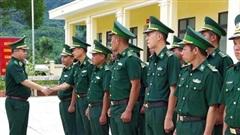 Kiểm tra toàn diện tại BĐBP Thừa Thiên Huế