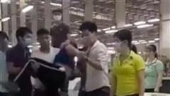 Đánh nữ công nhân ngất xỉu tại xưởng rồi bỏ đi