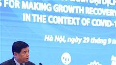 Bộ trưởng Nguyễn Chí Dũng lý giải nghịch lý 'con gà, quả trứng' đối với dòng vốn FDI vào Việt Nam