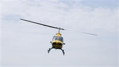 Thuê trực thăng đưa vợ vượt ngục, người đàn ông bị bắt vì lý do chẳng ai ngờ tới