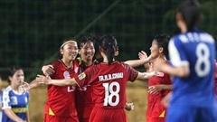 Vòng 3 giải nữ VĐQG 2020: TPHCM I và Hà Nội I đua tốc độ