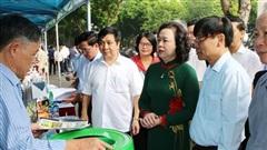 Hà Nội tổ chức hội thảo liên kết ''4 nhà'' bàn giải pháp xử lý môi trường khu vực nông thôn