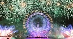 Anh: Không bắn pháo hoa dịp năm mới để phòng COVID-19