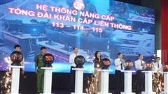 TP Hồ Chí Minh: Ra mắt hệ thống nâng cấp tổng đài khẩn cấp liên thông 113 – 114 – 115