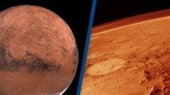 Tìm thấy nhiều 'vùng nước' bên dưới bề mặt Sao Hỏa