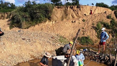 Người dân ở Quảng Bình đang mòn mỏi chờ 'giải cơn khát' nước sạch
