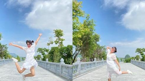 Vân Dung tung bộ ảnh cực 'cool' đón sinh nhật