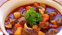 Mách bạn công thức làm món thịt bò hầm rau củ tuyệt ngon
