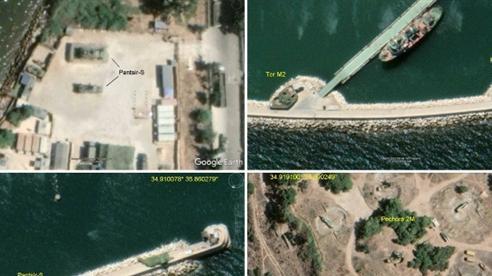 Nga dựng hàng rào lửa Tor-M2 tại Tartus chặn đòn từ biển