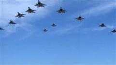 Ai Cập khoe vũ khí Nga, Mỹ