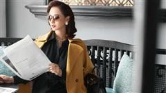Lã Thanh Huyền chơi hàng hiệu tiền tỷ trong bộ ảnh thời thượng