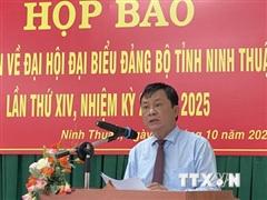 Xác định nhiệm vụ trọng tâm tại Đại hội Đảng bộ tỉnh Ninh Thuận