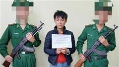 Bắt đối tượng vận chuyển chất ma túy từ Lào vào Việt Nam