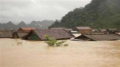 63 người chết và mất tích do mưa lũ và bão số 7