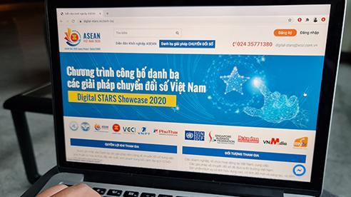 Danh bạ trực tuyến các giải pháp chuyển đổi số Việt Nam