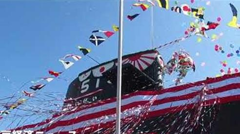 Nhật tiết lộ khả năng của tàu ngầm Taigei