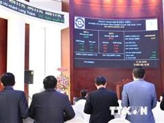 Phát triển TP Hồ Chí Minh thành trung tâm tài chính mang tầm khu vực