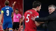 Liên tiếp sai lầm, Maguire vẫn muốn 'cháy' cùng MU