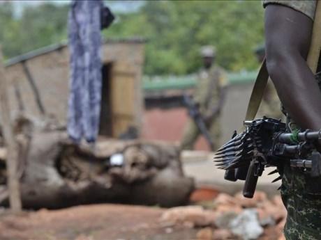 Xe của phái bộ gìn giữ hòa bình LHQ ở châu Phi liên tiếp bị tấn công