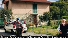 Ngôi làng nơi Covid-19 chưa bén mảng đến ở Ý: Chỉ có 2 người, gặp nhau là đeo khẩu trang, giữ khoảng cách 1 mét