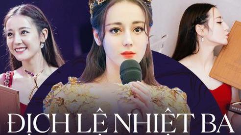 Chuyện cũ lật lại: Nữ thần Kim Ưng Địch Lệ Nhiệt Ba bị gán danh Thủy hậu vì nẫng giải của Dương Tử và nụ cười 'giả trân' khi được xướng tên